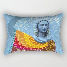 let me free! Rectangular Pillow