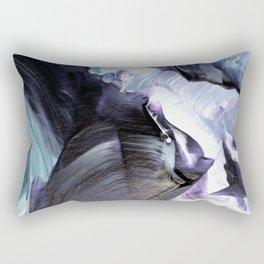 Glacier Mountains Rectangular Pillow