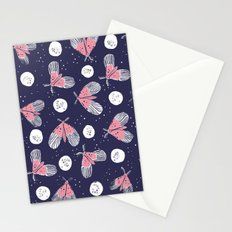 Night Moth Stationery Cards
