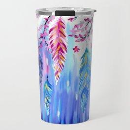 Feather Designs Travel Mug