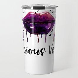 Vivacious Vegan Travel Mug