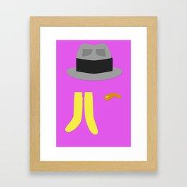 Benny Frandsen Framed Art Print