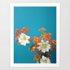 Zen Spring too Art Print