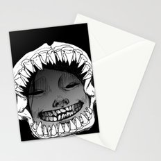 Shark Snark Stationery Cards