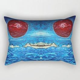 Fall of the Behemoth Rectangular Pillow