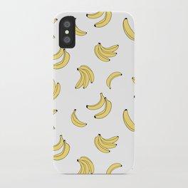 Going Bananas iPhone Case