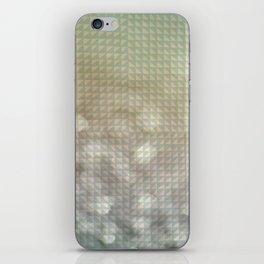 Bokeh Triangle Optical Illusion iPhone Skin