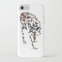 hunter x hunter iPhone & iPod Cases featuring Hunter by Stevyn Llewellyn