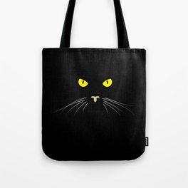 My cat's eyes Tote Bag