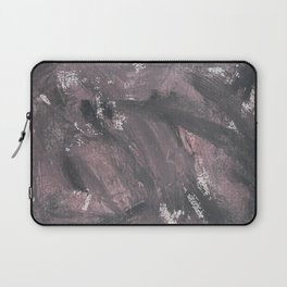Red Chalk and Black Ink Laptop Sleeve