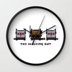 The Walking Cat - Meowchonne Wall Clock