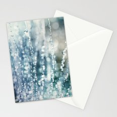 Blue Grass Drops Stationery Cards