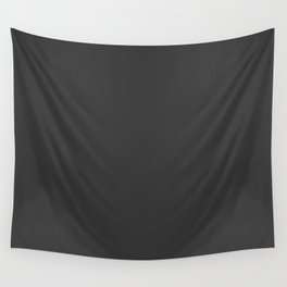 Art Above ~ Soot Coordinating Solid Wall Tapestry