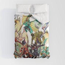 Legend of Dragoon Dragoons Comforters