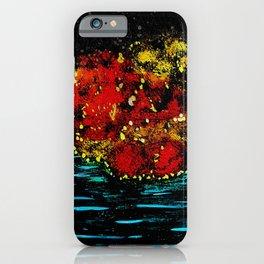 Island Night iPhone Case