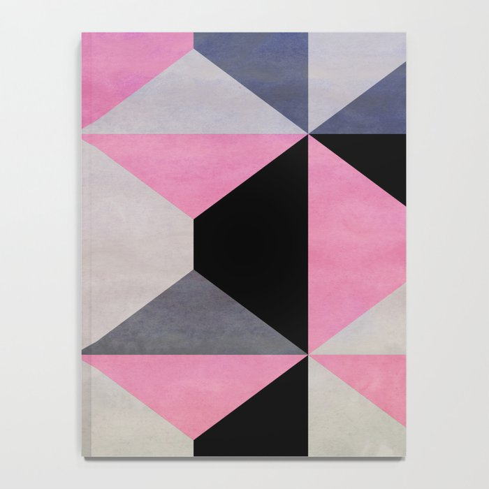 colour + pattern 9 Notebook