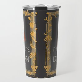 BOOKS COLLECTION: Dorian Gray Travel Mug