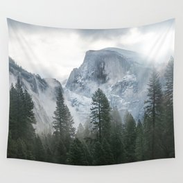 Majestic Mountain Wall Tapestry