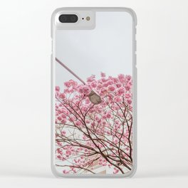 flower photography by Gláuber Sampaio Clear iPhone Case