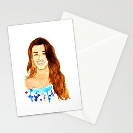 LEA MICHELE Stationery Cards