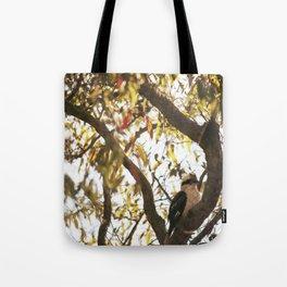 Kookaburra  Tote Bag