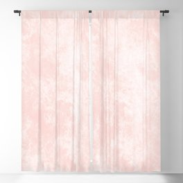 Pink Coral Marble Blackout Curtain