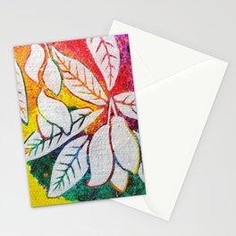 Leaves on the World Tree: Bengali Mango Stationery Cards