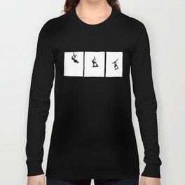 3 skate Long Sleeve T-shirt