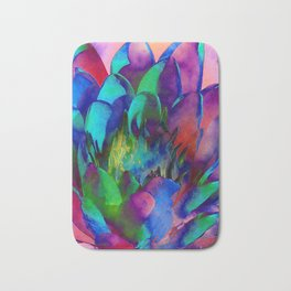 Lilly Psychedelic Bath Mat