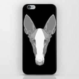 Ibizan Hound Team Snooter iPhone Skin