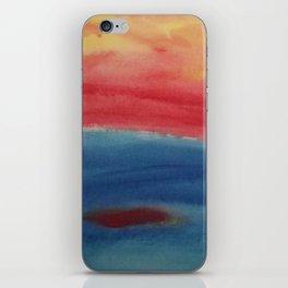 Piece of the Sun iPhone Skin