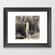 In the arms of Nature Framed Art Print