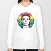 dorothy Long Sleeve T-shirts featuring Dorothy by Stephanie Keir