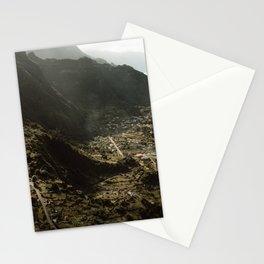 Madeia Portugal Village Stationery Cards
