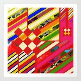 POP COLOR Art Print