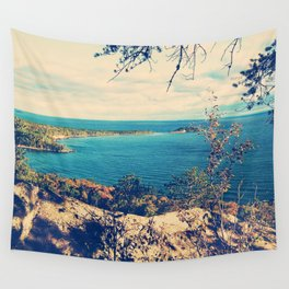 Sugarloaf Mountain Wall Tapestry