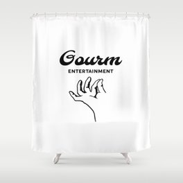 Gourm Shower Curtain