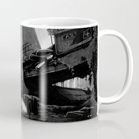 the last of us Mugs featuring The Last of Us  by Simon Lutrin