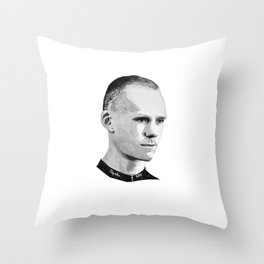 Chris Froome - Cycling Throw Pillow