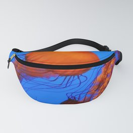 Color Jellyfish 1 Fanny Pack