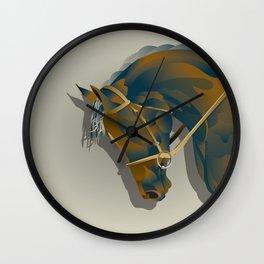 Horse Wall Clock