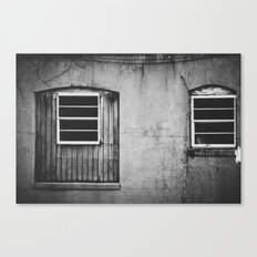 windows. Canvas Print