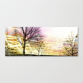 Unexplored Avenues by Debbie Porter - Plain Set Canvas Print