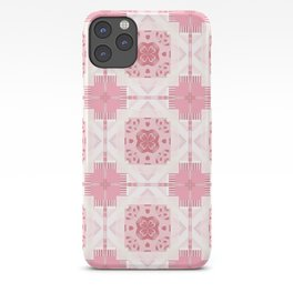 Red Rage Repeat iPhone Case
