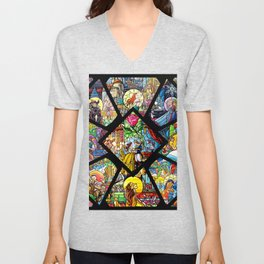 Once Upon a Time, in a faraway land... Unisex V-Neck