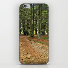 Right Neck of The Woods iPhone Skin