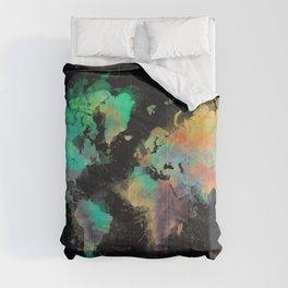 world map 107 #worldmap #map Comforters