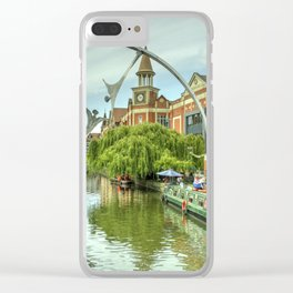 Lincoln Waterside Clear iPhone Case