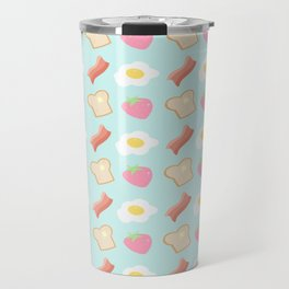 Cute Breakfast Travel Mug