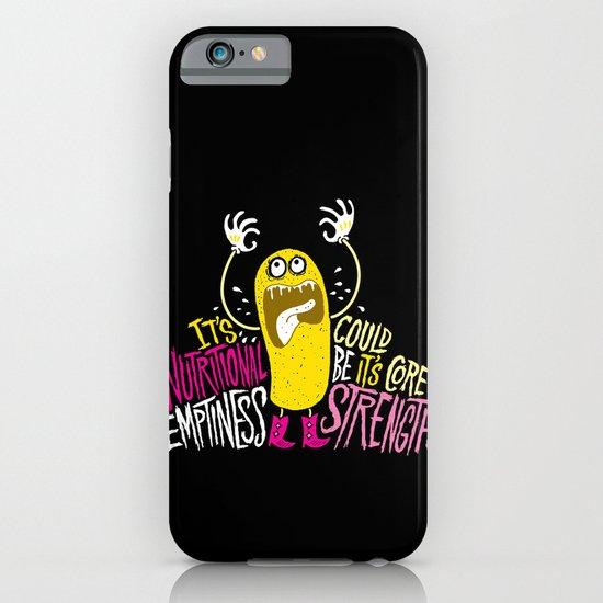Twinkie. Emptiness. iPhone & iPod Case